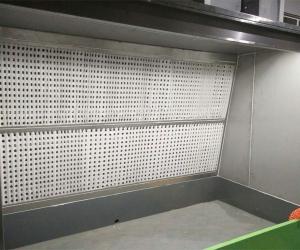 干式喷胶室